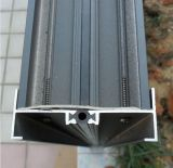 Het recentste Glijdende Venster van het Aluminium van de Dubbele Verglazing Metel van het Ontwerp Goedkope (cl-W1012)