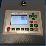 Singola macchina di taglio capo 80W incisione laser per l'indumento