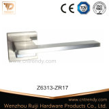 정연한 로즈 (Z6092-ZR09)에 직선 아연 합금 문 레버 손잡이