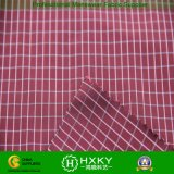 Plaid Polyester Fabric mit Yarn Dyed für Garment