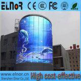 P10 imprägniern im Freien LED Bildschirm des Qualitäts-mobilen LKW-