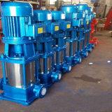 Pompes de pétrole à plusieurs étages à haute pression verticales d'acier inoxydable