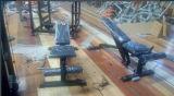 Eignung-Geräten-/Gymnastik-Geräten-Hammer-Maschine - justierbarer Prüftisch (SH54)
