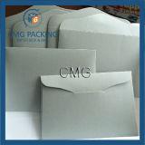 Tarjeta de felicitación de papel gris del sobre (CMG-ENV-002)