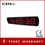 [Ganxin] reloj de tiempo de interior de reloj del LED Digital