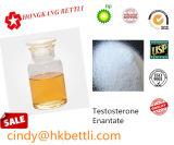 Естественный анаболитный тестостерон Enanthate для тучного горение CAS 315-37-7