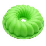 Тыква качества еды сформировала прессформу торта силикона лотков выпечки силикона