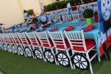 Пластичный стул Chiavari для пользы партии малышей