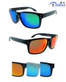 Occhiali da sole di plastica di modo polarizzati sport del progettista di marca dell'OEM Eyewear