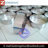 Courroie en acier de perforation pour des pièces de convoyeur