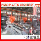 Plastikflaschen-Material aufbereitet, Maschine aufbereitend