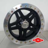 Roda de Beadlock da liga da alta qualidade 17X9