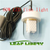 12-24VDC IP68 60W White СИД Underwater Fishing Lights Fishing Lure Bait Light