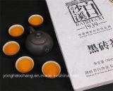 Thee van het Vermageringsdieet van de Thee van de Gezondheid van de Thee van de Thee van de Baksteen van China Hunan Baishaxi de Donkere Organische