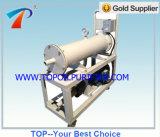 Máquina industrial do filtro de petróleo do estágio do Portable três