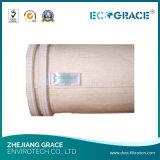 A poeira eficiente elevada do PPS do Nonwoven remove o filtro de saco do ar da tela da agulha