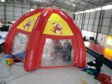 2016新しい到着の膨脹可能なBullの乗馬のテントの昇進のテント
