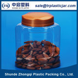 Screw CoverのプラスチックFood Packaging Bottle