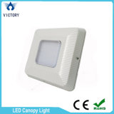 공장 Price Meanwell Bridgelux 130W Petrol Gas Station LED Canopy Light