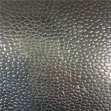 Выбитая Stuccoed алюминиевая плита с Померанцов-Слезает картину