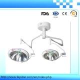 Indicatore luminoso chirurgico Shadowless medico di di gestione della lampada (ZF700/500)