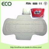 最上質の使い捨て可能な女性生理用ナプキン