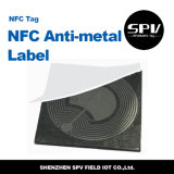 Nfc 13.56MHz HF-Haustier Anti-Metallmarke Ultralight ISO14443A