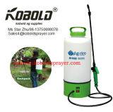 8L庭の芝生噴霧電池のトロリースプレーヤー