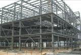Entrepôt en acier de construction de Contruction