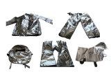 Vestito protettivo dei di alluminio del vigile del fuoco da vendere
