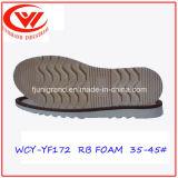 Обувь Outsole тапки Outsole способа резиновый