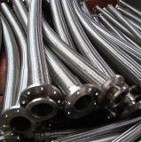 Manguera acanalada del metal flexible