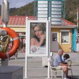 Cartelera que mueve de un tirón de la publicidad al aire libre Trivision del tamaño de Samll