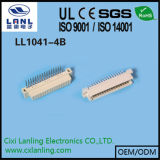 DIN 41612 Type европейское Connector 3rows 48pin Curve Female