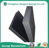Feuille industrielle imperméable à l'eau ignifuge de caoutchouc mousse de PVC NBR SBR de Cr du néoprène EPDM