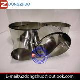 Transporte de correia do aço inoxidável para a correia refrigerando do forno