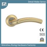고품질 아연 합금 자물쇠 문 손잡이 Rxz17