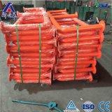 Cutomized industrielle Ladeplatten-Regale für Speicherung