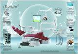 Da unidade aprovada do equipamento de Denal do Ce cadeira dental luxuosa