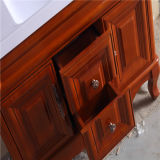 Side Cabinet (NW2929)를 가진 High 간단한 Quality PVC Bathroom Vanity