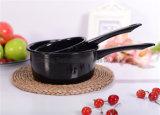 Crisol de la salsa del Enamelware del Cookware de la cuchara de Sunboat