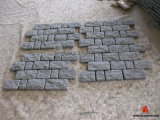 Outdoorの庭のためのGraniteの自然な庭Cobblestone/Paving Stone