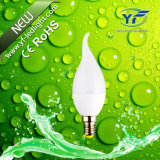 5W E14 Global Bulb with RoHS CE SAA UL