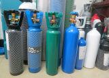 酸素Nitrogen Lar CNG Acetylene CO2 Hydrogeen Nitrogen Lar CNG Acetylene Hydrogen 150bar/200bar High Pressure Seamless Aluminum Gas Cylinder
