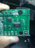 USB Elm327 con Power Protection Chip Voltage Regulator Chip