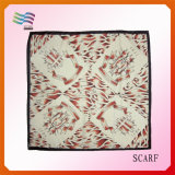 100% Silk bunter magischer Schal (hy09)