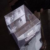 Espaço livre barato que dobra a caixa plástica para empacotar (caixa dos PP)