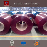 Cor Coated Steel Sheet Coil para Decoration (CZ-C27)