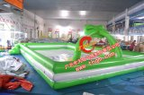 安いLarge Inflatable PoolかWater Pool、AdultsのためのRoundまたはSquare Inflatable Swimming Pool