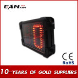 [Ganxin] Low Price LED 5inch Conteggio incrementale Timer digitale